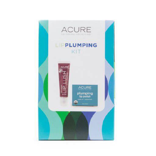Acure Lip Plumping Kit