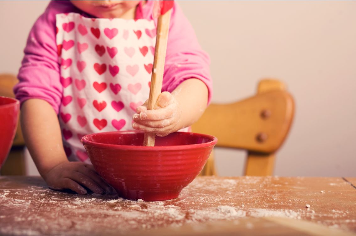 Cooking with Kids: Kitchen Safety