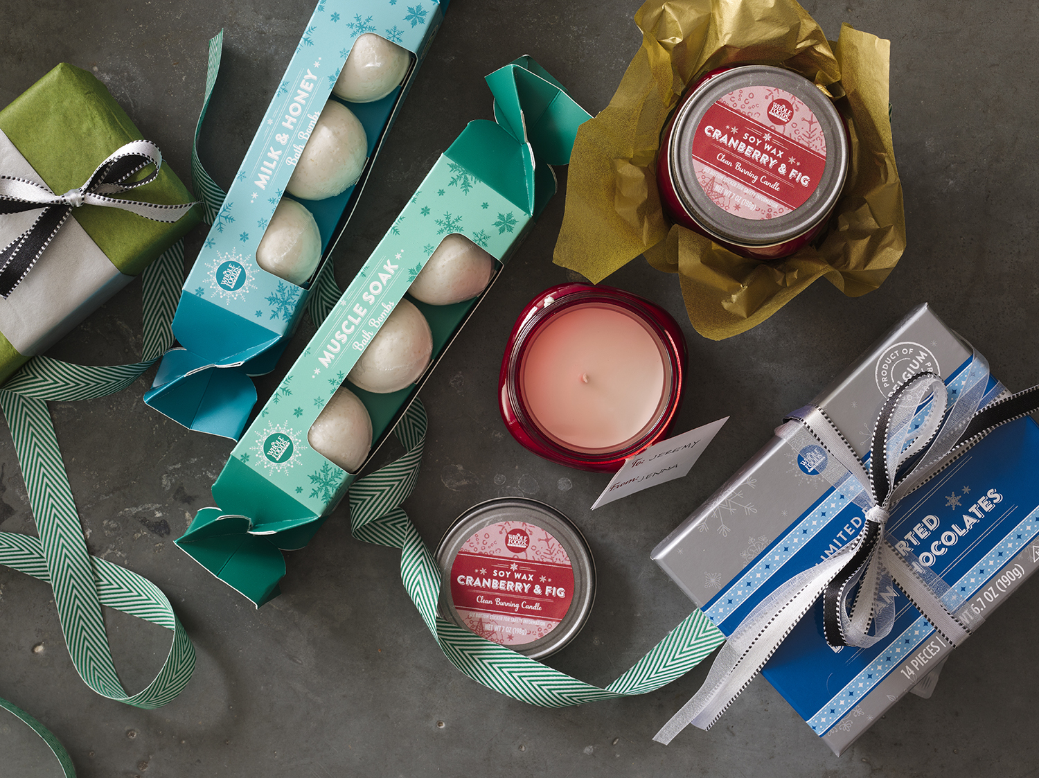 Assorted gifts under $25