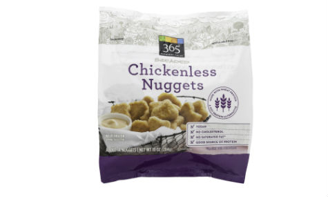 365 Everyday Value Chickenless Nuggets