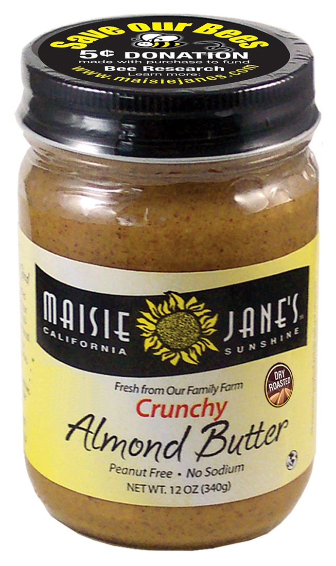 Maisie Janes Almond Butter