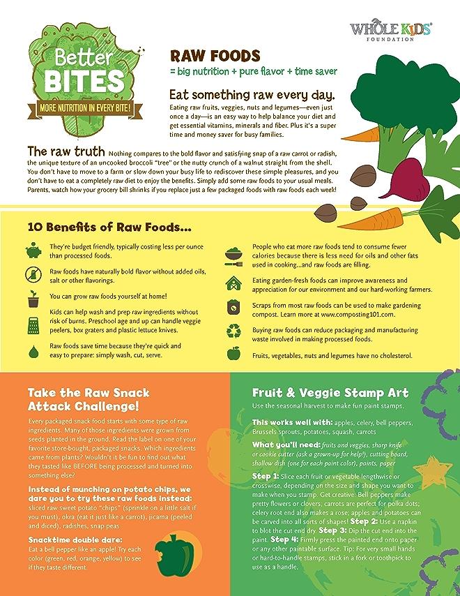 Better Bites: Eat Something Raw