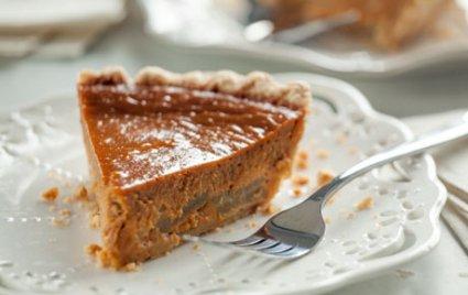 Sweet Potato Apple Pie