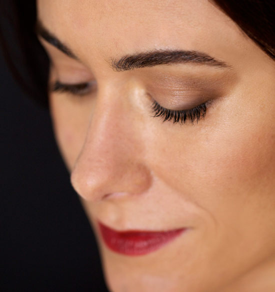 Model: Sarah Voigt. Hair, Makeup and Styling: Kristen Arnett. Photos: Evi Abeler.