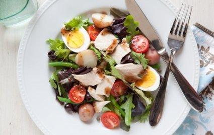 Tuna Salad Niçoise