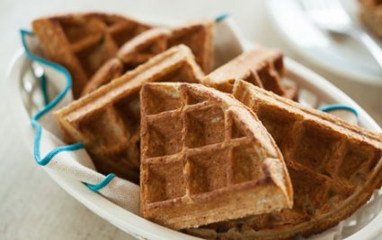 Whole Grain Toaster Waffles