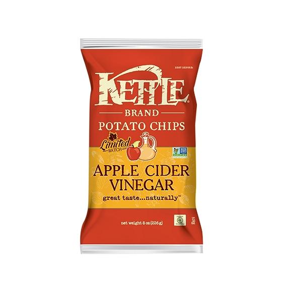 Kettle Apple Cider Chips