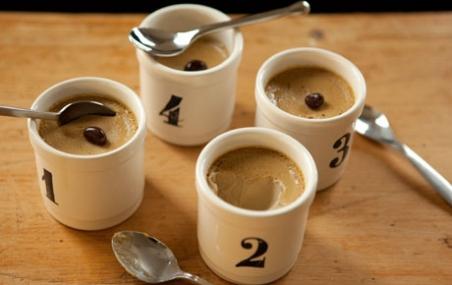 Espresso Pots de Crème