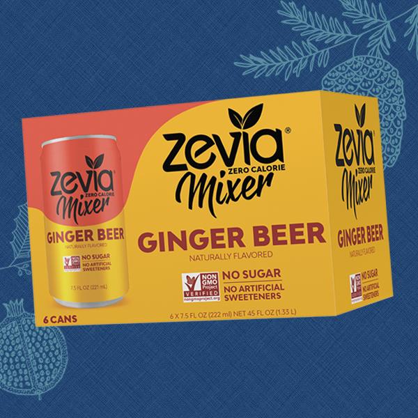 Zevia Zero Calorie Mixers