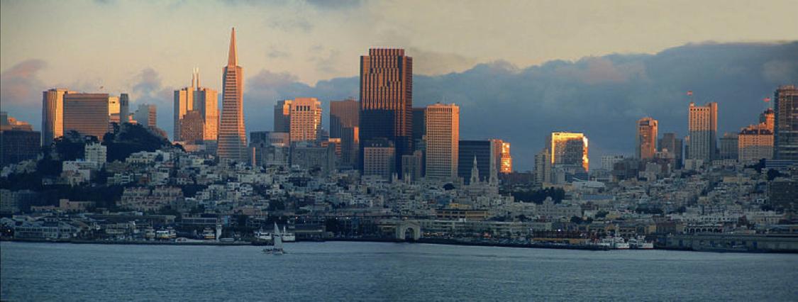 San Francisco Skyline :: Photo by Jennifer Lo