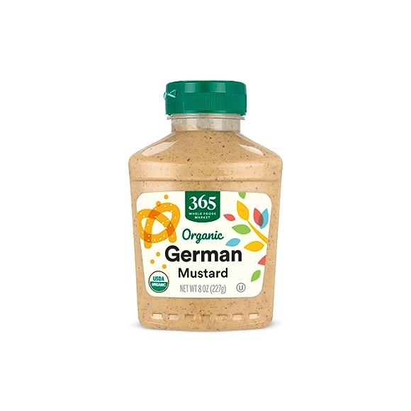 365 by Whole Foods Market Organic German Mustard