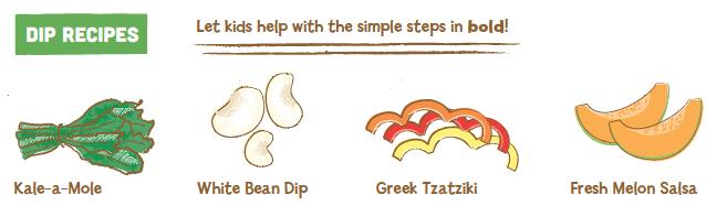 Better Bites Dip Recipes