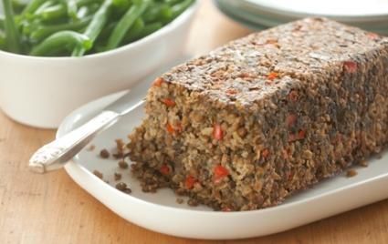 Celebration Lentil Loaf
