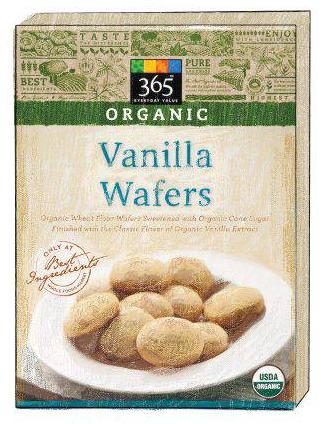 Vanilla Wafers