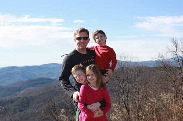 Adam McCarthy and Family