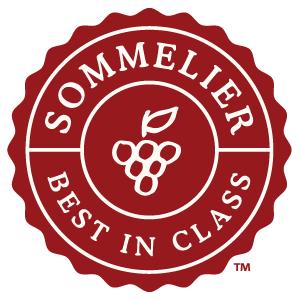 Sommelier Best in Class seal