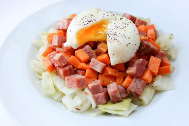 Corned Beef Breakfast Hash