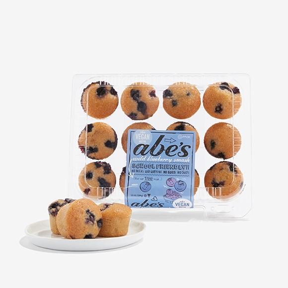 abe's wild blueberry muffins