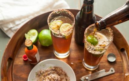 Spicy Beer Cocktails