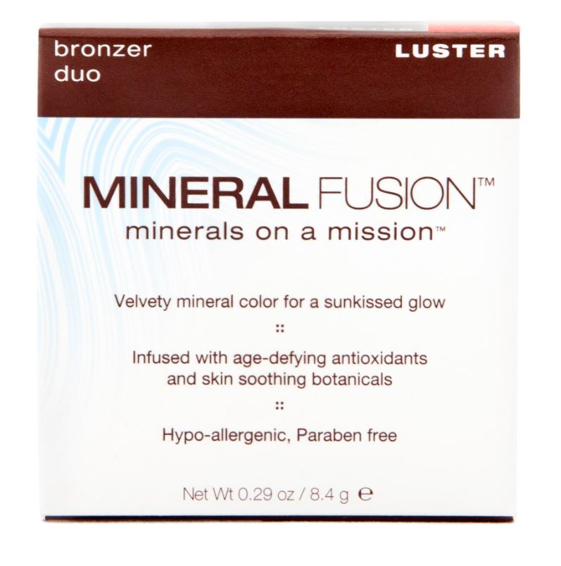 Mineral Fusion Bronzer Duo