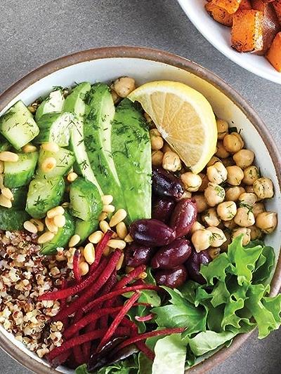 Vegan Grain Bowl