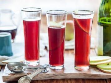 Apple Pomegranate Fizz recipe