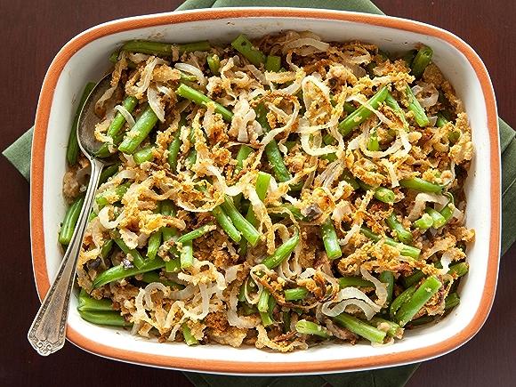 Recipe: Fresh Green Bean Casserole
