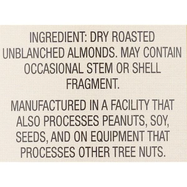 Crunchy Almond Butter Unsweetened & Salt Free 2