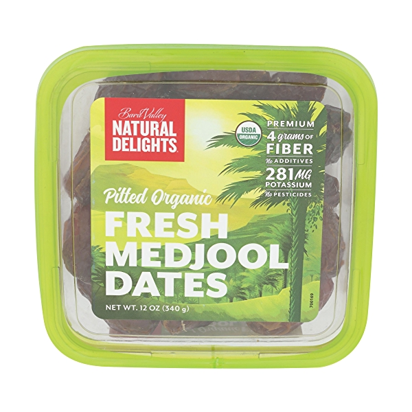 Organic Pitted Medjool Dates, 12 ounce 1