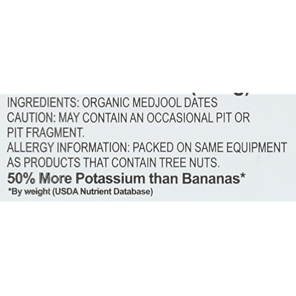 Organic Pitted Medjool Dates, 12 ounce 5