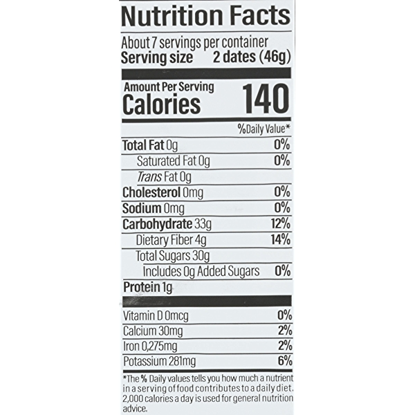 Organic Pitted Medjool Dates, 12 ounce 3