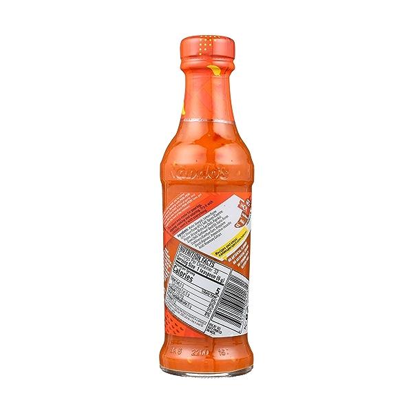 Hot Peri-peri Suace Hot, 9.1 fluid ounce 5
