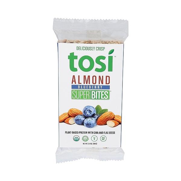 Superbites Almond Blueberry, 2.4 ounce 1