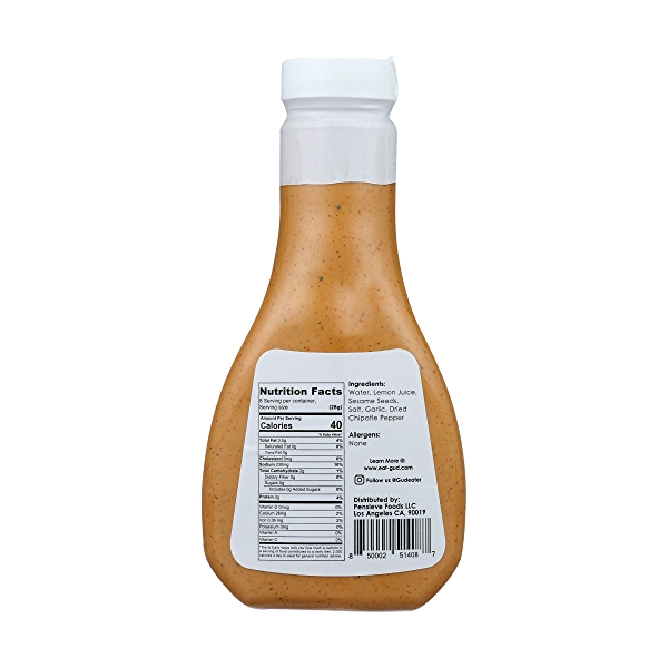 Chipotle Dressing, 8 fluid ounce 5