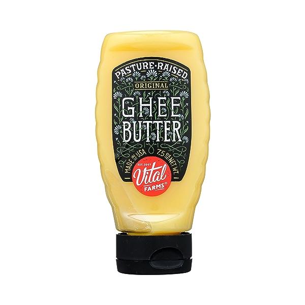Pasture-Raised Ghee Squeeze Original, 7.5 ounce 2