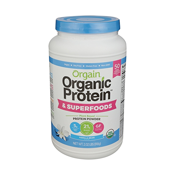 Vanilla Protein + Superfoods, 2.02 pound 1