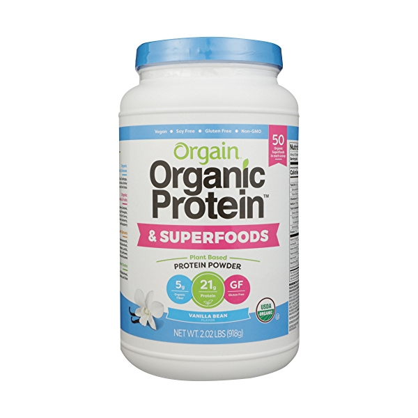 Vanilla Protein + Superfoods, 2.02 pound 3