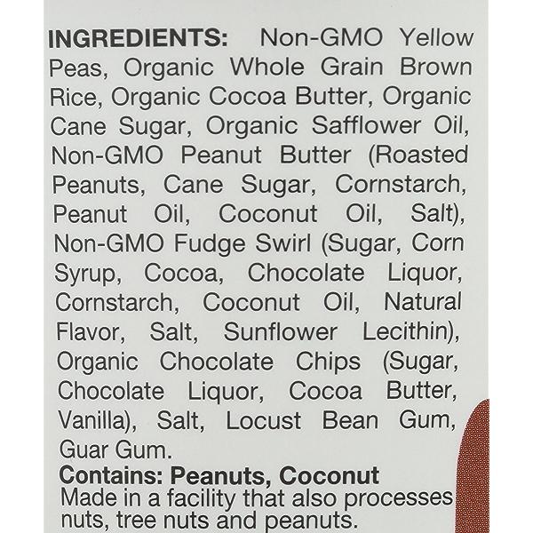 Vegan Peanut Butter Fudge Chip Pint, 1 pint 4