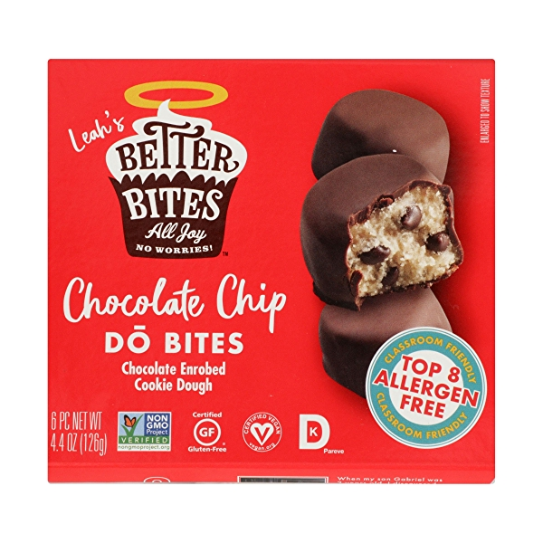 Do Bites Chocolate Chip, 6 count 4