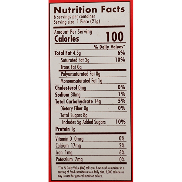 Do Bites Chocolate Chip, 6 count 3