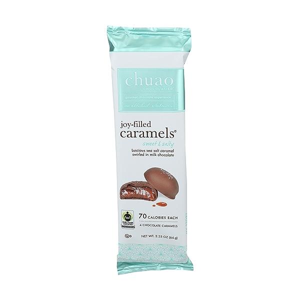 Joy Filled Caramels Sweet & Salty, 2.25 ounce 1