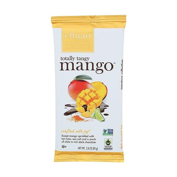 Bar Chocolate Totally Tangy Mango, 2.8 ounce 1