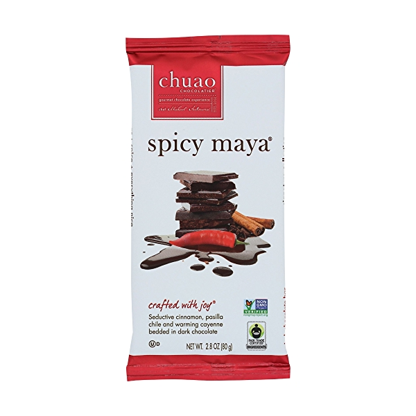 Bar Chocolate Spicy Maya, 2.8 ounce 5