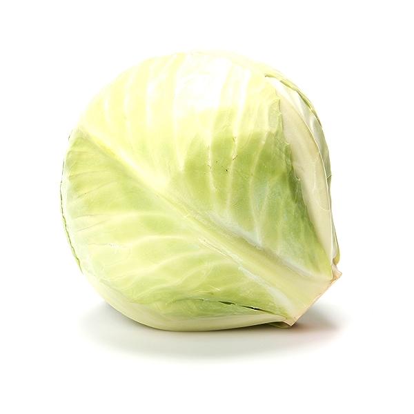 Organic Green Cabbage 2