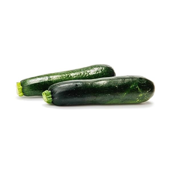 Organic Zucchini Squash 3
