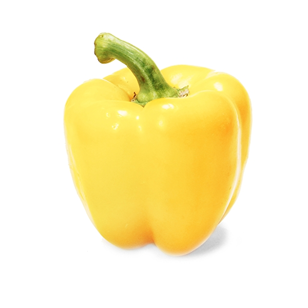 Sourced For Good Organic Yellow Bell Peppers 2