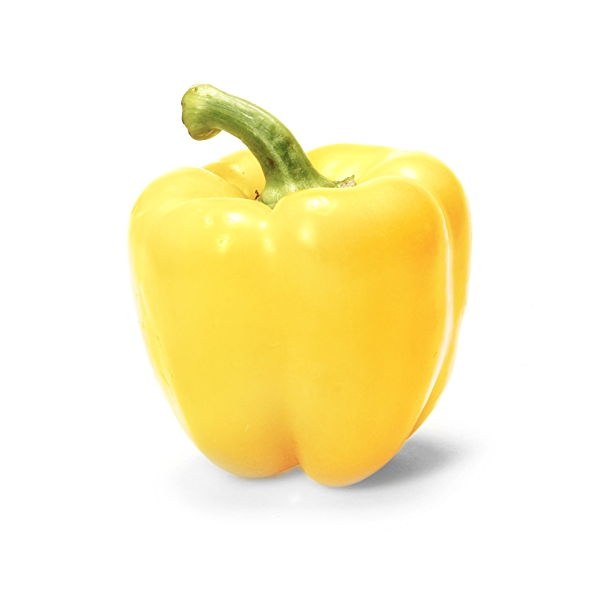 Sourced For Good Organic Yellow Bell Peppers 1