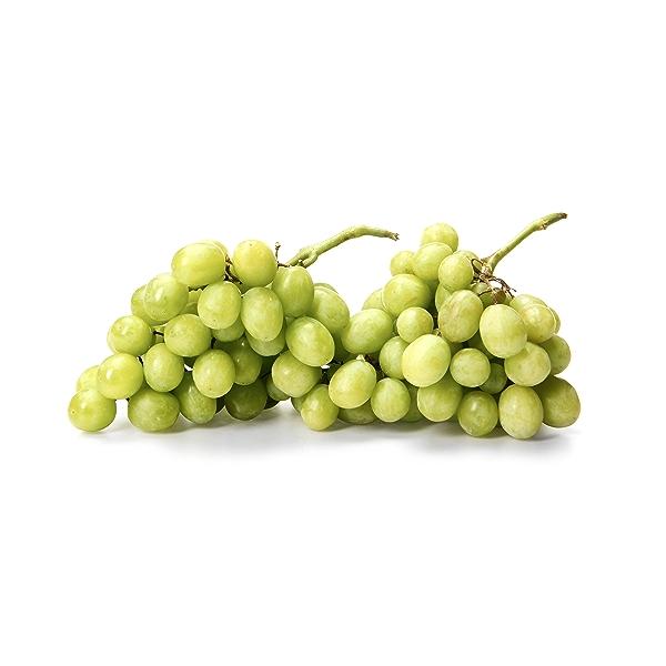 Organic Green Seedless Grape 1