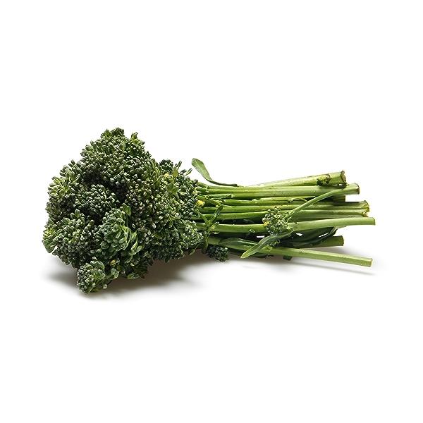 Organic Baby Broccoli 1