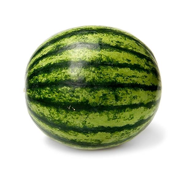 Organic Mini Watermelon 1